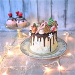 Christmas Cake for kids